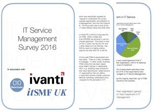 ITSM Survey