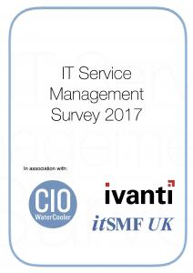 IT Sevice Management 2017