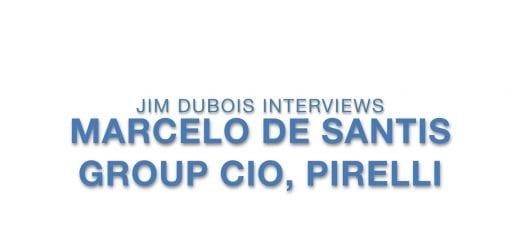Marcelo De Santis Interview