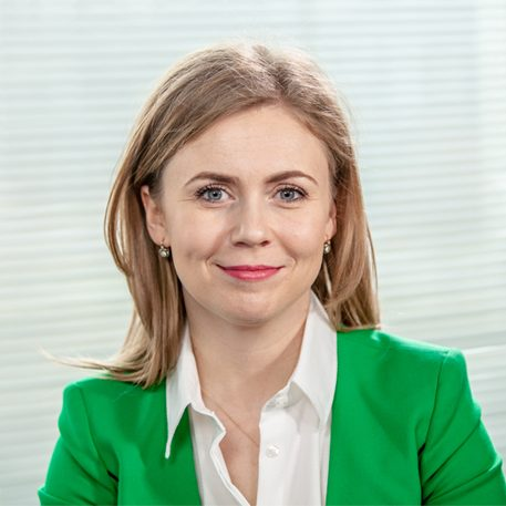 CIO WaterCooler Consultants Speaker Daria Polonczyk