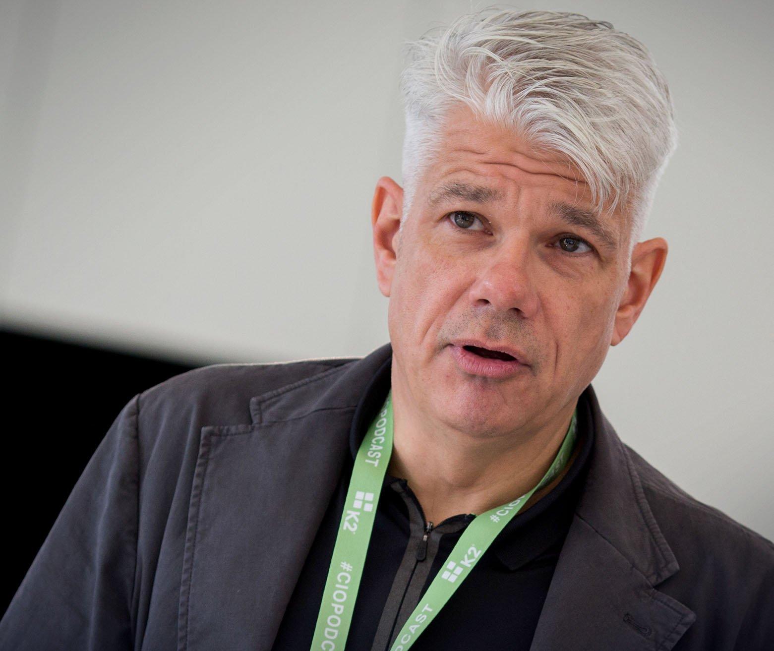 CIO WaterCooler Consultants Speaker Adrian Wakefield